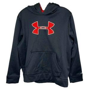 Under Armour Loose Fit Hoodie Sweatshirt XL